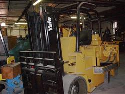 Image YALE Custom Diesel Forklift, Cap. 15,000 lbs 336791