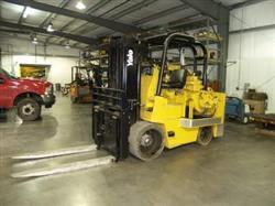 Image YALE Custom Diesel Forklift, Cap. 15,000 lbs 502991