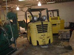 122450 - YALE Propane Forklift, Cap. 18,000 lbs