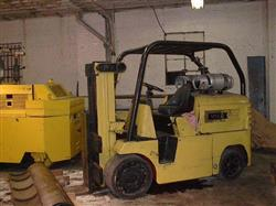 Image YALE Propane Forklift, Cap. 18,000 lbs 336795
