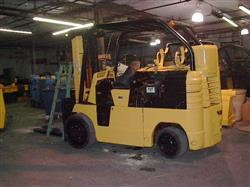 Image YALE Propane Forklift, Cap. 22,500 lbs 336796