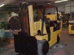 Image YALE Propane Forklift, Cap. 22,500 lbs 336799