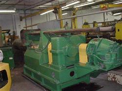 "Image 72"" WEAN Recoiler, Cap. 20,000 lbs 336801"