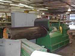 "Image 72"" WEAN Recoiler, Cap. 20,000 lbs 336802"