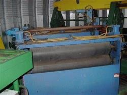 """Image 50"""" ROWE Tensioner with Dual Rubber Rolls 336829"""