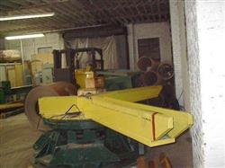 Image 2 Arm Turnstyle, Cap. 40,000 lbs 336835