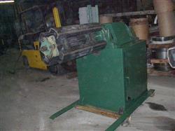"""Image 30"""" ROWE Uncoiler, Cap. 10,000 lbs 336839"""