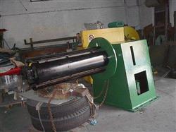 "Image 60"" Uncoiler with Air Brake, Cap. 20,000 lbs 336842"