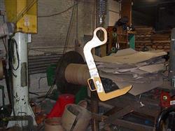 "Image CALDWELL Hook 12"" x 21"", Cap. 6000 lbs 336857"