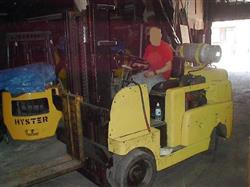Image ALLIS CHALMERS Forklift, Cap. 10,000 lbs 336863
