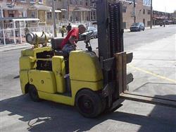 Image ALLIS CHALMERS Forklift, Cap. 10,000 lbs 336864