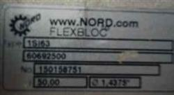 Image 1 HP NORD SK-80/L4CUS Gear Box / Motor 336911