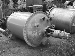 250 Gallon MOHAWK MFG Carbon Steel Tank