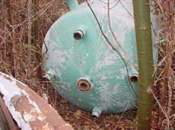 Image 250 Gallon MOHAWK MFG Carbon Steel Tank 336935