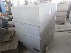 Image 520 Gallon MUELLER PORTA Stainless Steel Tank 976957