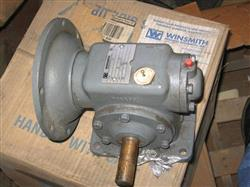 Image WINSMITH Right Angle Gear Reducer 30:1 337008