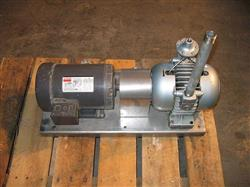 122721 - 1 HP GAST Model 2065-U2A Vacuum Pump