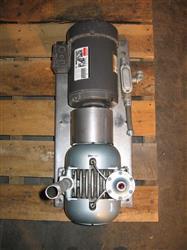 Image 1 HP GAST Model 2065-U2A Vacuum Pump 337230