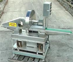 122927 - Vertical Conveyorized Automatic Slicer