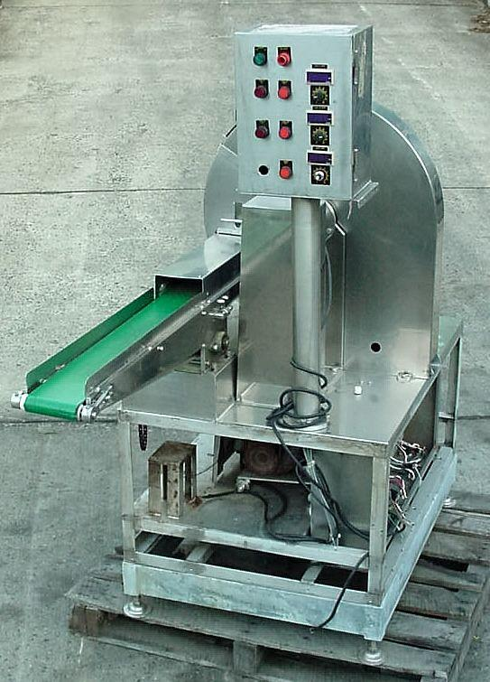 Image Vertical Conveyorized Automatic Slicer 337337