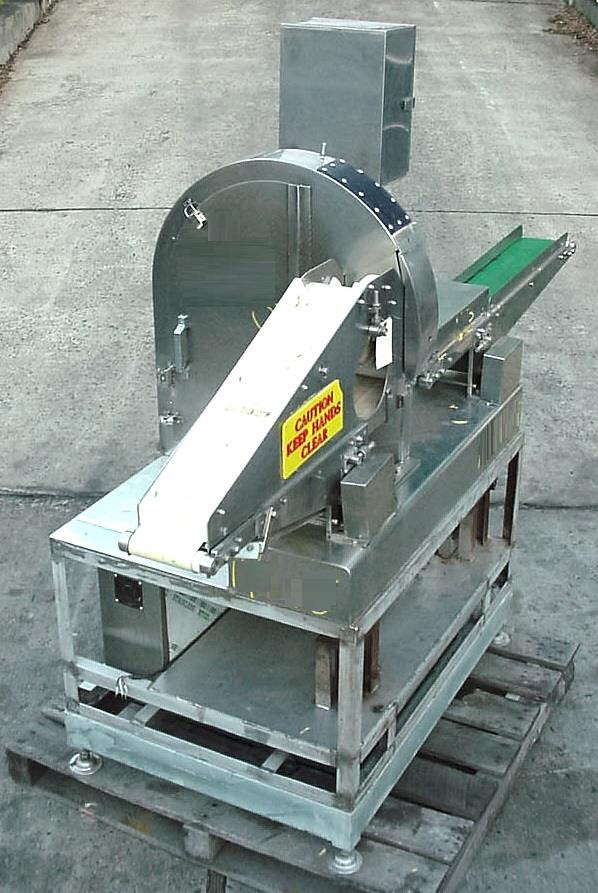 Image Vertical Conveyorized Automatic Slicer 1326856