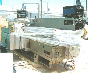 IWKA Model CPS-R Tray Packer
