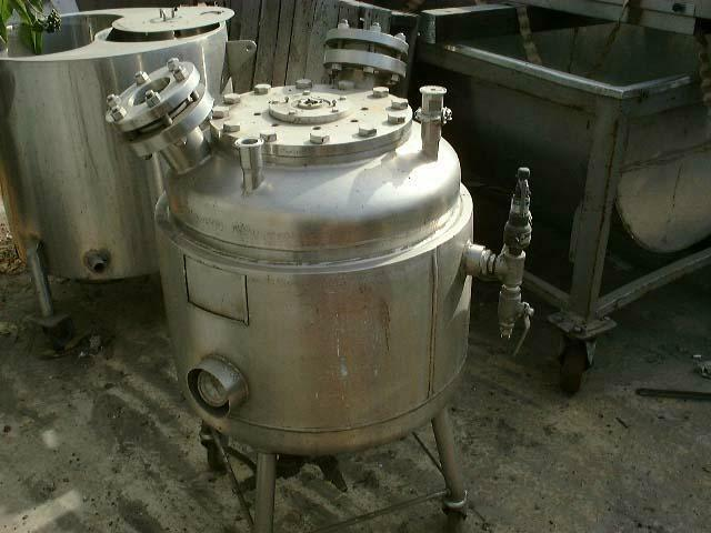 100 Liter DOUGLAS BROS. Jacketed Kettle