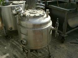 Image 100 Liter DOUGLAS BROS. Jacketed Kettle 337370