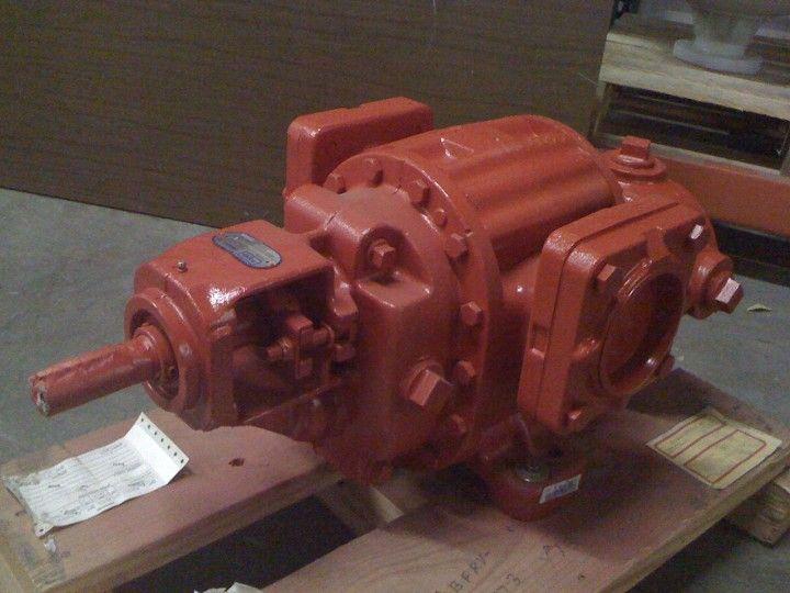 "4"" ROPER 4658 HBFRV Gear Pump"