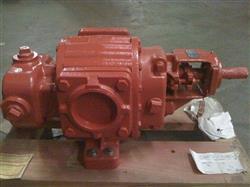 "Image 4"" ROPER 4658 HBFRV Gear Pump 337398"