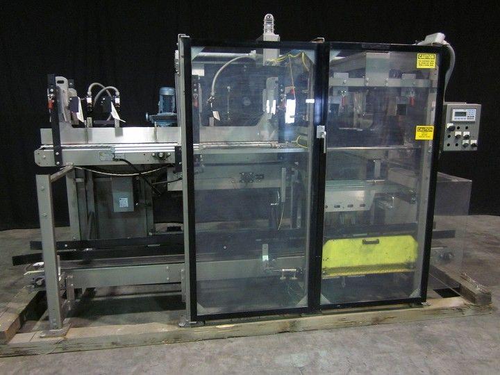 HARTNESS L-130 Case Packer