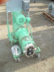 Image TRI CLOVER Positive Displacement Pump, Rubber Rotors, w/ Vari-Drive 337440