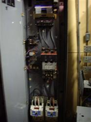 123022 - 200 HP CUTLER HAMMER Motor Control Center