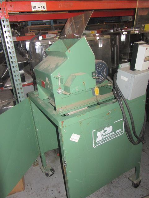 PRODEVA 315-S Scrap Shredder