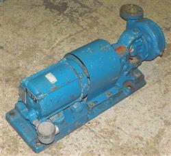 Image 1HP GOULD Stainless Pump w/XP Motor, 1 x 1.5 337674
