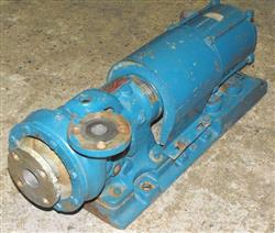 Image 1HP GOULD Stainless Pump w/XP Motor, 1 x 1.5 337675