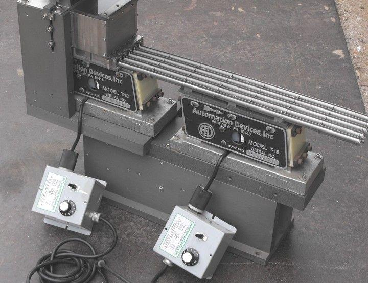 Image Custom Hopper/Feeder - 5 Lane - Pen Type Feeder 337677
