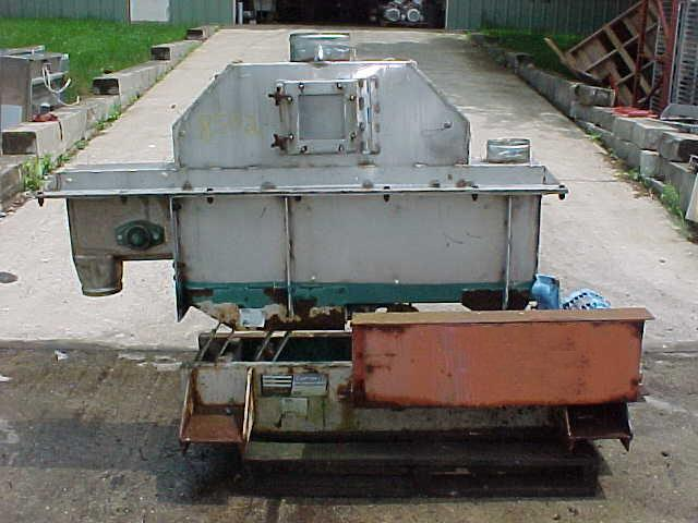 REX/CARRIER Fluid Bed Dryer