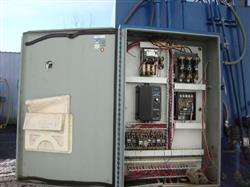 Image PRESSURE BLAST MFG INC. Air Blast Cleaning System with Dust Collector 337734