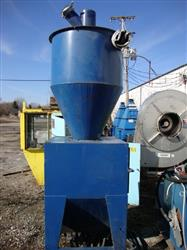 Image PRESSURE BLAST MFG INC. Air Blast Cleaning System with Dust Collector 337735