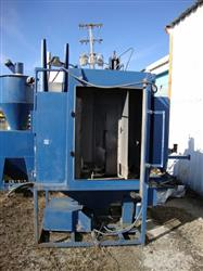 Image PRESSURE BLAST MFG INC. Air Blast Cleaning System with Dust Collector 337736