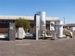 Image AEROMATIC S-600 200 KG Sanitary S/S Fluid Bed Spray Granulator 337749