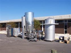 Image AEROMATIC S-600 200 KG Sanitary S/S Fluid Bed Spray Granulator 337750