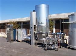 Image AEROMATIC S-600 200 KG Sanitary S/S Fluid Bed Spray Granulator 337751