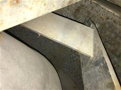 Image AMETEK/TOLHURST Semi-Batch-O-Matic Perforated Basket Centrifuge 990441