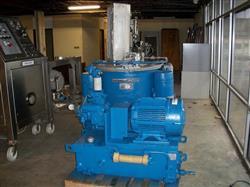 Image AMETEK/TOLHURST Semi-Batch-O-Matic Perforated Basket Centrifuge 337788