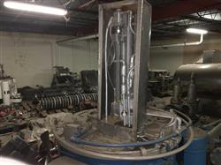 Image AMETEK/TOLHURST Semi-Batch-O-Matic Perforated Basket Centrifuge 990438