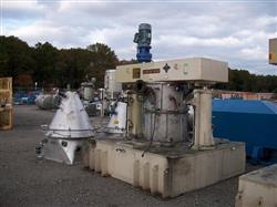 Image 100 Gallons ASADA IRON WORKS PV-400 Planetary Mixer 337811