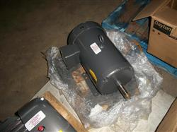 Image 1.5 HP BALDOR/RELIANCE Motor 337911
