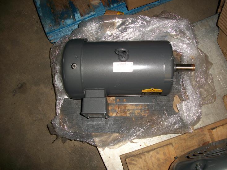 1 5 Hp Baldor Reliance Moto 123289 For Sale Used